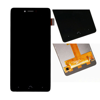 BQ Aquaris U LCD Screen Digitizer Assembly Black