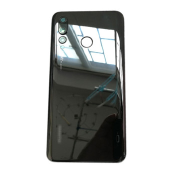 Huawei Nova 4 Back Glass Cover Black