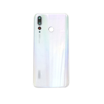 Huawei Nova 4 Back Glass Cover White