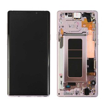 Samsung Note 9 LCD Screen Digitizer Assembly with Frame