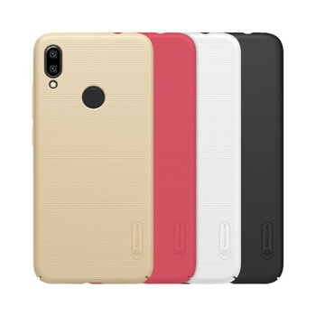 Frosted Shield Hard Back Case for Xiaomi Redmi Note 7 Note7 Pro