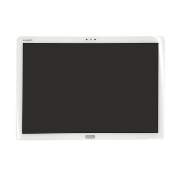 Huawei Mediapad M5 Lite LCD Screen and Digitizer Assembly White