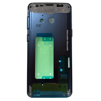 Samsung Galaxy S9 LCD Plate Frame with Side Keys -Blue