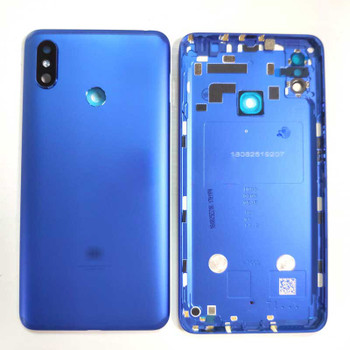 Xiaomi Mi Max 3 Back Housing Cover from www.parts4repair.com