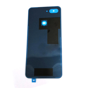 Xiaomi Mi 8 Lite Back Glass Cover with Adhesive -Blue
