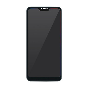 Xiaomi Mi A2 Lite / Redmi 6 Pro LCD Screen and Digitizer Assembly with Frame & Tools -Black