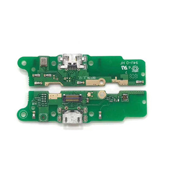 Motorola Moto E5 Play Charging Port PCB Board from www.parts4repair.com