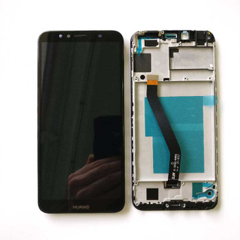 Honor 7A Aum-l29 AUM-L41 LCD Screen Digitizer Assembly with Frame