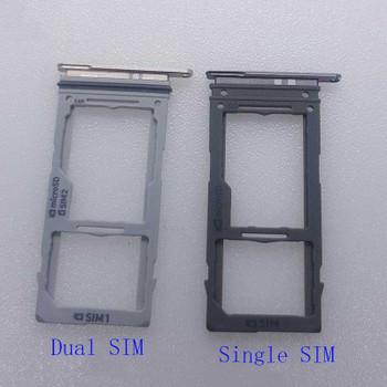 Samsung Galaxy S10 S10+ Dual SIM Tray -Prism Black