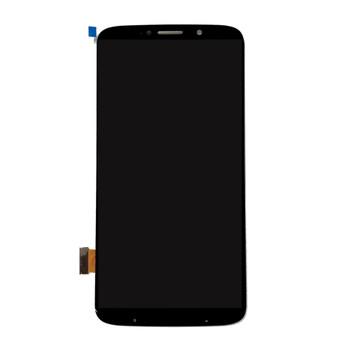 Motorola Moto Z3 Play LCD Screen Digitizer Assembly Black