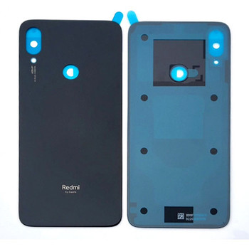 Xiaomi Redmi Note 7 Note7 Pro Back Glass Cover Black from www.parts4repair.com
