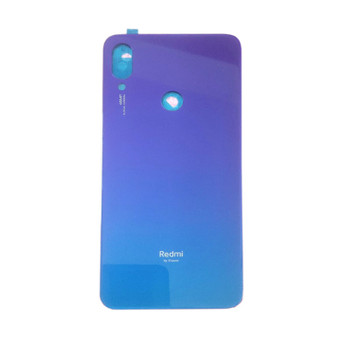 Xiaomi Redmi Note 7 Note7 Pro Back Glass Cover Blue from www.parts4repair.com