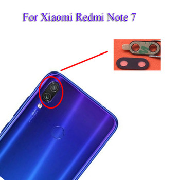 Xiaomi Redmi Note 7 Note7 Pro Camera Glass Lens with Adhesive | Parts4Repair.com