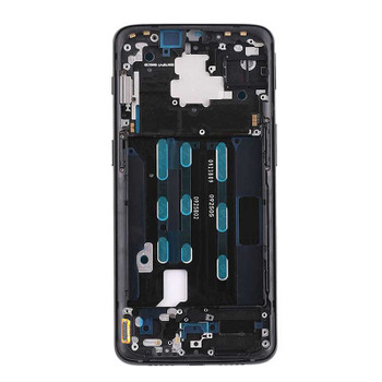 Oneplus 6T LCD Screen and Digitizer Assembly with Frame Mirror Black