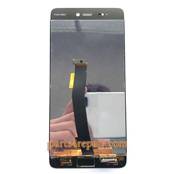 Xiaomi Mi 5S Screen Assembly with Fingerprint Flex White   Parts4Repair.com