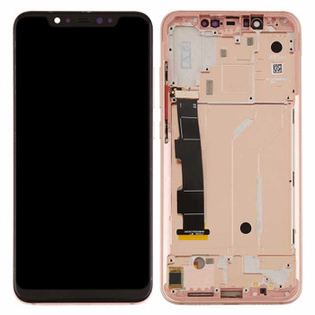 Xiaomi Mi 8 LCD Screen Digitizer Assembly with Gold | Parts4Repair.com