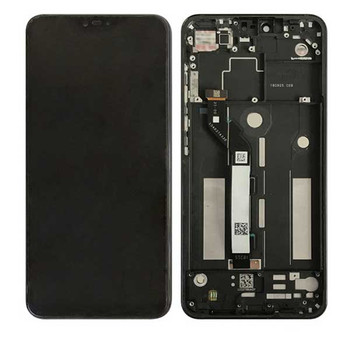 Xiaomi Mi 8 SE LCD Screen and Digitizer Assembly with Frame | Parts4Repair.com