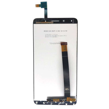 Alcate Pop 4 (6.0) OT7070 LCD Screen Digitizer Assembly White | Parts4Repair.com
