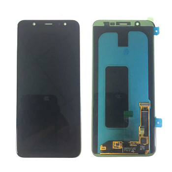 Samsung Galaxy A6 Plus 2018 LCD Screen Digitizer Assembly Black | Parts4Repair.com