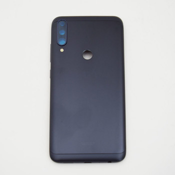 Asus Zenfone Max Shot ZB634KL Back Housing Cover Black | Parts4Repair.com