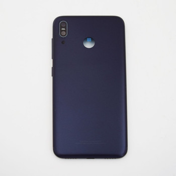 Asus Zenfone Max M1 ZB555KL Back Housing Cover Black | Parts4Repair.com
