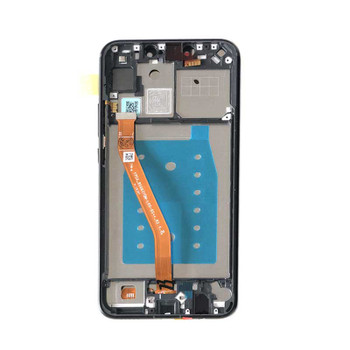 Huawei Nova 3i LCD Screen and Digitizer Assembly with Frame Black | Parts4Repair.com