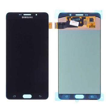 Samsung Galaxy A9 Pro (2016) LCD Screen Digitizer Assembly Black | Parts4Repair.com