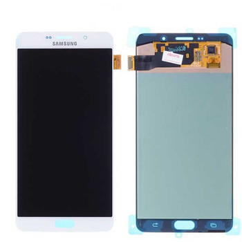 Samsung Galaxy A9 Pro (2016) LCD Screen Digitizer Assembly White | Parts4Repair.com