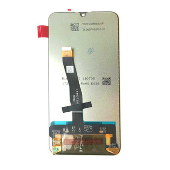 Honor 10 lite LCD Screen Digitizer Assembly Black   Parts4Repair.com