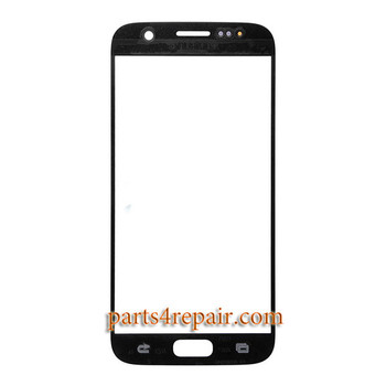 Generic Front Glass for Samsung Galaxy S7 All Versions Gold | Parts4Repair.com