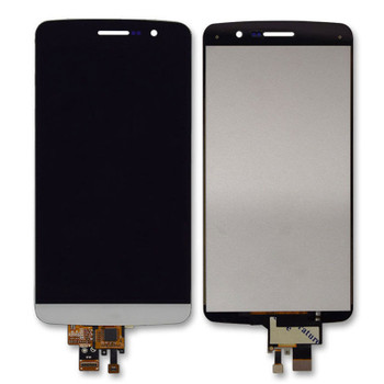 LG Ray X190 (Zone X180) LCD Sceen Digitizer Assembly Silver | Parts4Repair.com