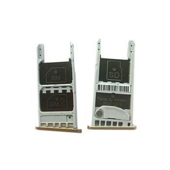 Motorola Moto G5 Plus Dual SIM Tray Gold   Parts4Repair.com