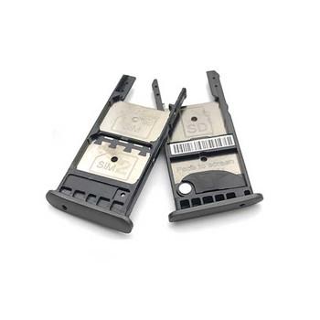 Motorola Moto G5 Plus Dual SIM Tray Black   Parts4Repair.com