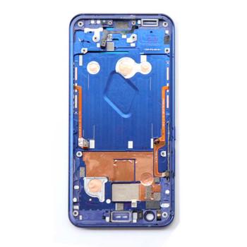 HTC U11 LCD Plate Middle Frame Sapphire Blue | Parts4Repair.com