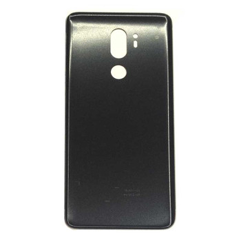 LG G7 ThinQ Back Housing Cover Black | Parts4Repair.com