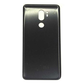 LG G7 ThinQ Back Housing Cover Black | Parts4Repair.com