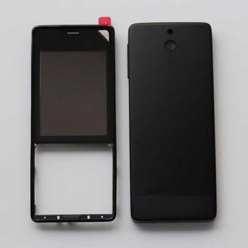 Nokia 515 Full Husing Cover Black | Parts4Repair.com