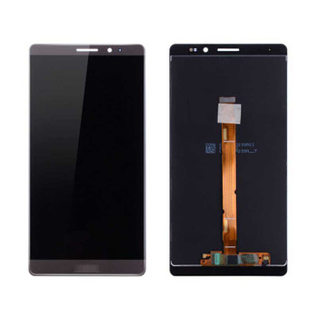 Complete Screen Assembly for Huawei Mate 8 Mocha Brown   Parts4Repair.com