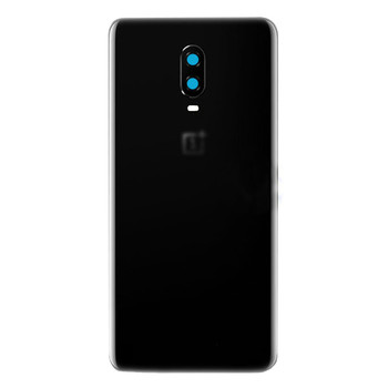 Oneplus 6T Back Housing Cover -Mirror Black