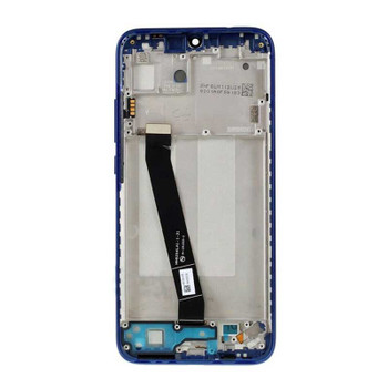 Xiaomi Redmi 7 Display Assembly with Frame Blue   Parts4Repair.com
