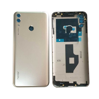 Honor 8C Back Housing Cover with Side Keys Platinum Light Gold | Parts4Repair.com