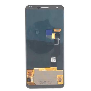 Google Pixel 3A LCD Screen Digitizer Assembly Black   Parts4Repair.com