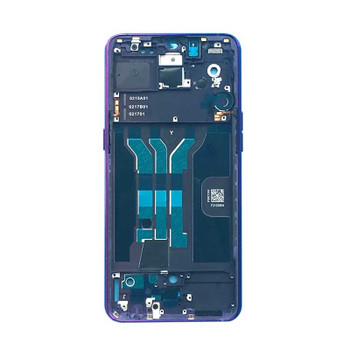 Oppo R17 Middle Housing Cover with Side Keys Neon Purple | Parts4Repair.com
