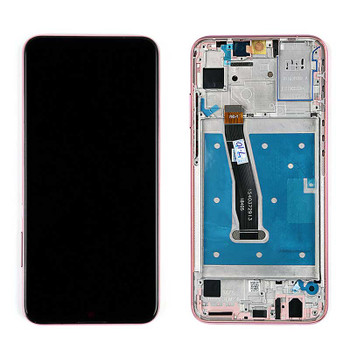 Honor 10 lite LCD Screen Digitizer Assembly with Frame Red   Parts4Repair.com