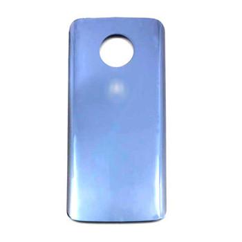 Motorola Moto G6 Plus Back Cover Light Blue | Parts4Repair.com