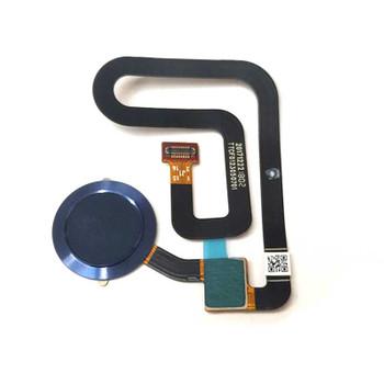 ZTE Nubia Z18 NX606J Fingerprint Flex Cable Blue   Parts4Repair.com