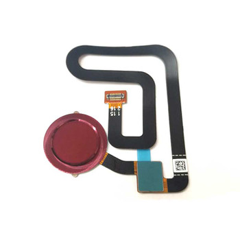 ZTE Nubia Z18 NX606J Fingerprint Flex Cable Red   Parts4Repair.com