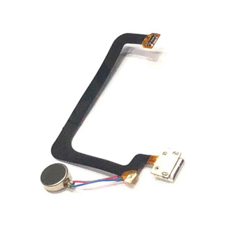 BlackBerry DTEK50 Charging Port Flex Cable with Vibrator | Parts4Repair.com