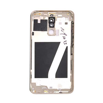 Huawei Mate 10 Lite Back Cover with Side Keys -Gold