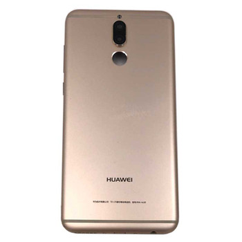 Huawei Mate 10 Lite Back Cover with Side Keys Gold   Parts4Repair.com
